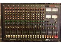Tascam M-216 vintage analog desk