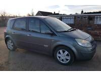 Renault scenic 1.5 dci (low mileage)