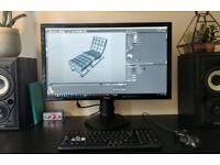BenQ GW2765 IPS 27inch WQHD Monitor