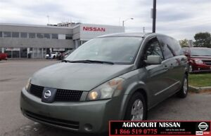 2006 Nissan Quest 3.5 S |AS-IS SUPER SAVER|