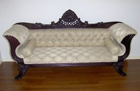 Chaise sofa, (unused still wrapped)