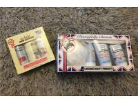 Toiletries gift sets
