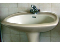 SELLES CHEVERNY BATHROOM SUITE. An excellent example of this rare suite.