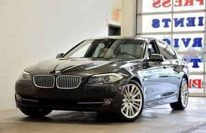 2013 BMW 550 i xDrive LUXE PACKAGE TOIT OUVRANT GPS