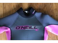 Wetsuit - Oneill child's size (uk size 5, age 8 - 11 approx)