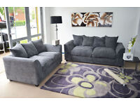 *BRAND NEW* DYLAN 3+2 JUMBO CORD SOFA *AVAILABLE IN DIFFERENT COLOURS*