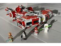 Lego Star Wars Jedi Defender Class Cruiser 75025