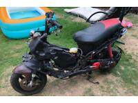 Gilera Runner 70cc reg as 50cc