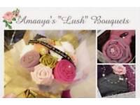"""Lush"" Hijab Bouquets"