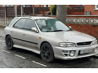 Subaru, IMPREZA, Hatchback, 2001, Manual, 2L, 5 doors