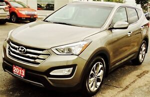 2013 Hyundai Santa Fe 2.0T AWD SE Spacious Interior Kitchener / Waterloo Kitchener Area image 2