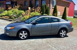 2006 Saturn Ion Quad Coupé Ion 3 IMPECCABLE SEULEMENT 84 212 KM