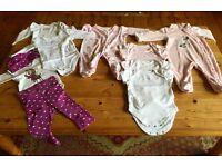 Baby Girl Bundle 3-6 months (Spring Summer)