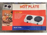Double Hot Plate electric cooking
