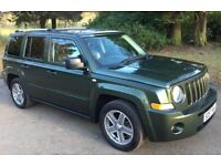 Jeep Patriot CRD Limited