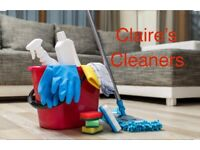 Claire's Cleaners, Office Cleaners, End of Tenancy, Domestic Cleaning, Builders/Construction Cleans