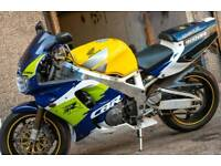 Honda cbr 900rr fireblade , mint condition , rarely find one as good , may px can deliver