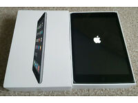 Apple iPad Mini 16GB, Wi-Fi, 7.9in - AS NEW CONDITION BOXED IN EXCELLENT - with case and charger