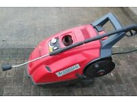 Comet Scout 9L Hot/Cold Pressure Washer. 240v Diesel Fired Boiler