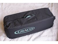 Graco compact travel cot / playpen