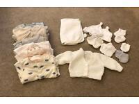 Bundle of Newborn - 3 Months Baby Items