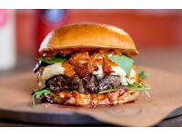 Grill Chef + Fryer Chef NEEDED for Patty & Bun Liverpool Street