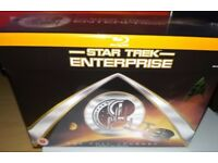 Star Trek Blu-ray Boxsets New/Sealed