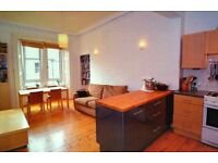 BRIGHT & SPACIOUS FURNISHED FLAT TO LET IN BRYSON ROAD, POLWARTH