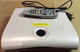 Sky Plus Box with Remote