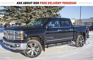 2015 Chevrolet Silverado 1500 *4WD *Leather *Sirius XM