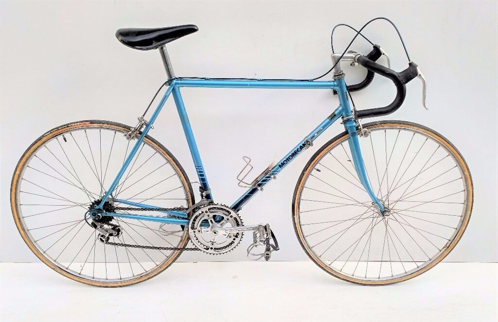 vintage motobecane racing bicycle