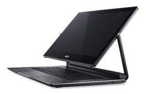 NEW Acer Aspire R 13 Tablet / Laptop - i5 2.3GHz (6200U) Processor - 8GB RAM - 128GB Solid State Drive - R7-372T-573H
