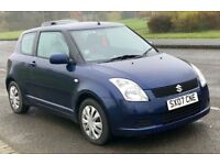 Suzuki swift 1.3 petrol px welcome
