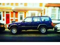 Jeep Cherokee XJ off roader for sale
