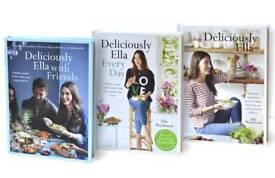 *NEW* 3 Deliciously Ella Healthy cooking book!
