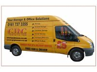 Self Storage Units For Student, Business/Personal Use. Free Van and Driver
