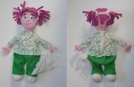 Comfort Advert Doll (Daisy) PJ Case / Bag (NEW)
