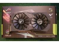 1050 TI 4GB ASUS STRIX
