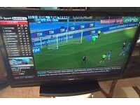 "42"" Hitachi L42VC04U Full HD 1080p LCD TV with freeview 2x HDMI scart vga good condition can deliver"