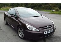 Peugeot 307 Coupe low milage