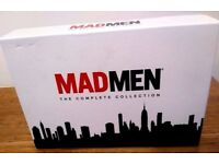 Mad Men seasons 1-7 blu-ray boxset series - The Complete Collection: Collectors Edition
