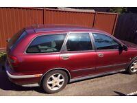 VOLVO V40 1998 1.8L Petrol Manual on sale for spare or repair, MOT expired, good runner