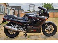 Kawasaki GPZ 1000RX. Complete Mechanical Restoration. Reliable Superbike Classic