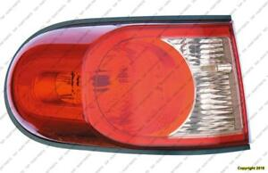 Tail Lamp Driver Side Toyota FJ Cruiser 2007-2014