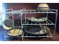 Crockery Storage Rack