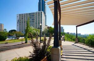 FREE RENT - Stress Free Living for Downtown Professionals Edmonton Edmonton Area image 8
