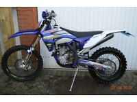 Sherco 300 SEF-R Immaculate condition Road legal Enduro