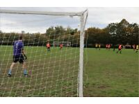 GOALKEEPER WANTED, FREE 11 ASIDE FOOTBALL FOR GOALKEEPERS, JOIN 11 ASIDE TEAM