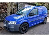 VW Caddy Camper / Day Van