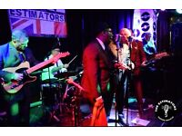 The Estimators traditional Ska band looking for a drummer